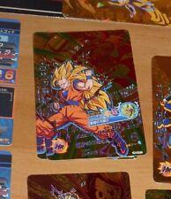 DRAGON BALL Z GT DBZ DBS HEROES GOD MISSION CARD PRISM CARTE HGD5-CP1 JAPAN NM