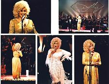 DOLLY PARTON in concert London Dominion 1983! 60 unrepeatable PHOTOS 6x4! not cd