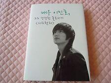 Lee Min Ho City Hunter Photo Review Book Goods SBS drama F4