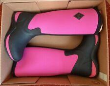 Muck Boot Waterproof Pink Boots Wellies Size 4  'Arctic Adventure' BNIB