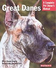 Gran Danes (Completo Mascota manual del propietario): WH4-B179: PB906: libro Nuevo