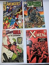 Marvel Comics silver bronze age lot💥4 books sharp readers!