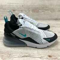 NIKE AIR MAX 270 WHITE DUSTY CACTUS size UK 8 US 9 EUR 42.5 AH8050 001 1