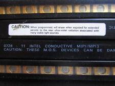 R8751H INTEL Gold LCC EPROM MCS-51 8-bit Oriented Microcomputer VINTAGE-IC CPU