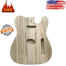Maple Guitar Body Unfinished for TL DIY Material Luthier Tool Replacement Parts