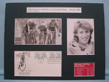 Connie Carpenter Wins Gold - 84 OLympics & First Day