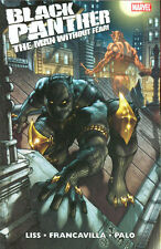 BLACK PANTHER: THE MAN WITHOUT FEAR VOL #1 URBAN JUNGLE TPB Marvel Comics TP