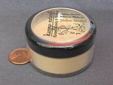 SETTING POWDER Yellow - Loose Powder FOUNDATION Mineral Makeup 30 gm Natural NEW