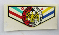 OA Lodge 468 Oo Yum Buli Flap Decal of old Pre-fdl Issue [E10232]