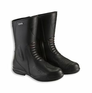 Ducati TCX Boots Strada Touring Goretex 13 Black Waterproof