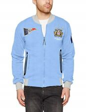Geographical Norway Men's GAPARDO Sports Knitwear Blue X Large SN284H/GN BNWT