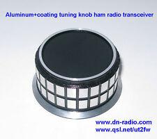 Aluminum coating tuning knob Ham radio transceiver reseiver elecraft k2 FT-817