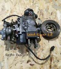 VW GOLF MK2 MK3 GTD DIESEL UPRATED PUMP FROM A LAND ROVER 2.5TD 0281005019 BOSCH