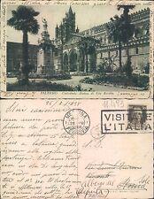 PALERMO - CATTEDRALE - STATUA DI SANTA ROSALIA           (rif.fg.11493)