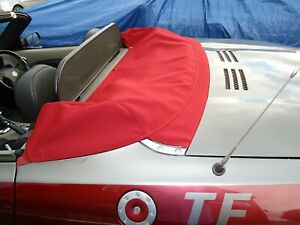 a Medida /& Tacón Almohadilla RHD Esteras de coche MG TF 2002-2005