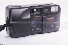 YASHICA AW-mini AF Kyocera + N. A. SCOPE Yashica Prime Lens 3.5/32 mm (470)