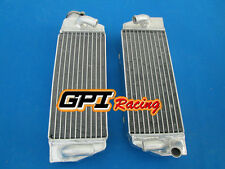 aluminum radiator FOR KTM 250/300/380 SX/EXC/MXC 1998-2003 2002 2001 2000 1999