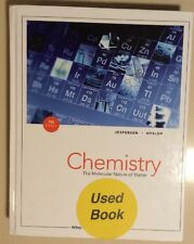 Chemistry :The Molecular Nature of Matter by Hyslop Brady 9781118516461 Free S/H