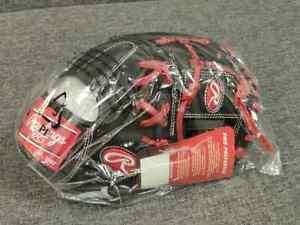 "Rawlings Pro Preferred 11.75"" Infield Glove Lindor Model RHT PROSFL12 Black Red"