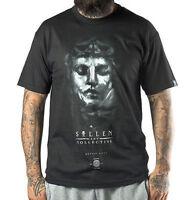 Sullen Clothing Florance Man Italy Death Punk Goth Tattoo Black T Shirt M-5Xl