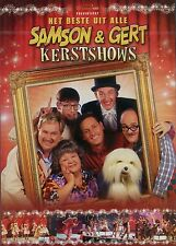 Samson & Gert : Het beste uit alle Kerstshows (DVD)