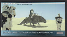 Topps Star Wars - Trilogy Special Edition - Promo P1