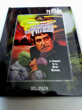 "DVD ""EL ABOMINABLE DR PHIBES"" DVD LIBRO ROBERT FUEST VINCENT PRICE JOSEPH COTTEN"
