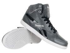 Reebok Fabulista MID II Women's Black Leather Sports Shoes Hi Tops Sneakers