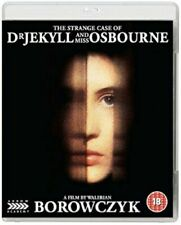 THE STRANGE CASE OF DR JEKYLL AND MISS OSBOURNE BLU-RAY & DVD NEW & SEALED