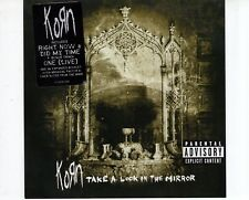 CD KORN	take a look in the mirror	EX+  (A1894)