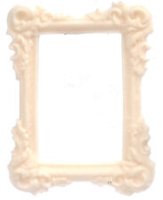 Rectangle Antique Frame, Dolls House Miniature, Picture Frame, 1.12 Scale