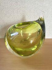 Sabina Handmade Vase By Rymanow weighs 6kg! (ref P570)
