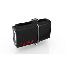 SanDisk 32GB 64GB 128GB 256GB OTG USB3.0 Micro Usb Dual Drive lot Memory Stick