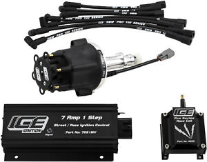 ICE Ignition 7 AMP 1 STEP Kit with REV LIMITER - Holden VC to VK (189 to 202)