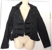 0d5ab081c2 TIGERLILY TIGER LILY Black Jacket Size 12  9554
