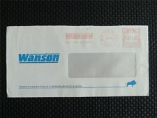 BELGIEN BISON BISONS WISENT WISENTE BUFALLO BRIEF COVER z933