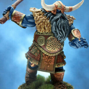 Painted Reaper BONES Miniature Frost Giant Warrior