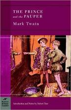 The Prince and the Pauper Mark Twain B and N classic paperback