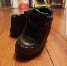Toddler NIKE ACG Boots Black Leather Size 5C EUC