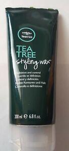 Tea Tree Oil Face Cream - For Oily, Acne Prone Skin Care Natural & Organic Fa...