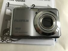 Fujifilm FinePix AX510 Digital Camera - Silver (14MP, 5x Optical Zoom)