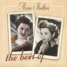 Anne Shelton Best Of CD NEW 2003 Let's Face The Music & Dance/Don't Leave Me Now