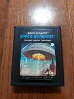 Space Invaders (Atari 2600, 1978) Video Game Cartridge Only TESTED Work PERFECT