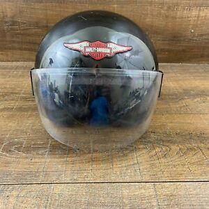 Harley Davidson Motorcycle Helmet RM-101 Size ES Extra Small AGU A5047