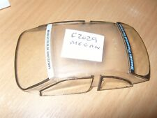 Scalextric C2029 Renault Megane Glass only SPARE PART