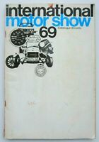 1969 Melbourne International Motor Show Catalogue