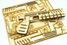 Wooden Super Rubber Band Gun Pistol Model-Kit-DIY 3D Puzzle