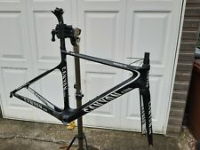 Canyon carbon aeroad frameset and seat post. Size 53