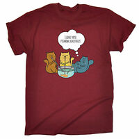 I Love These Fishbowl Cocktails LOOSE FIT T-SHIRT tee birthday cat funny pets