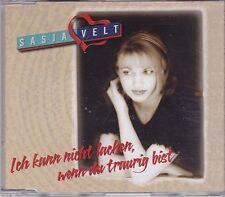 Sasja Velt-Ich Kann Nicht Lachen cd maxi single